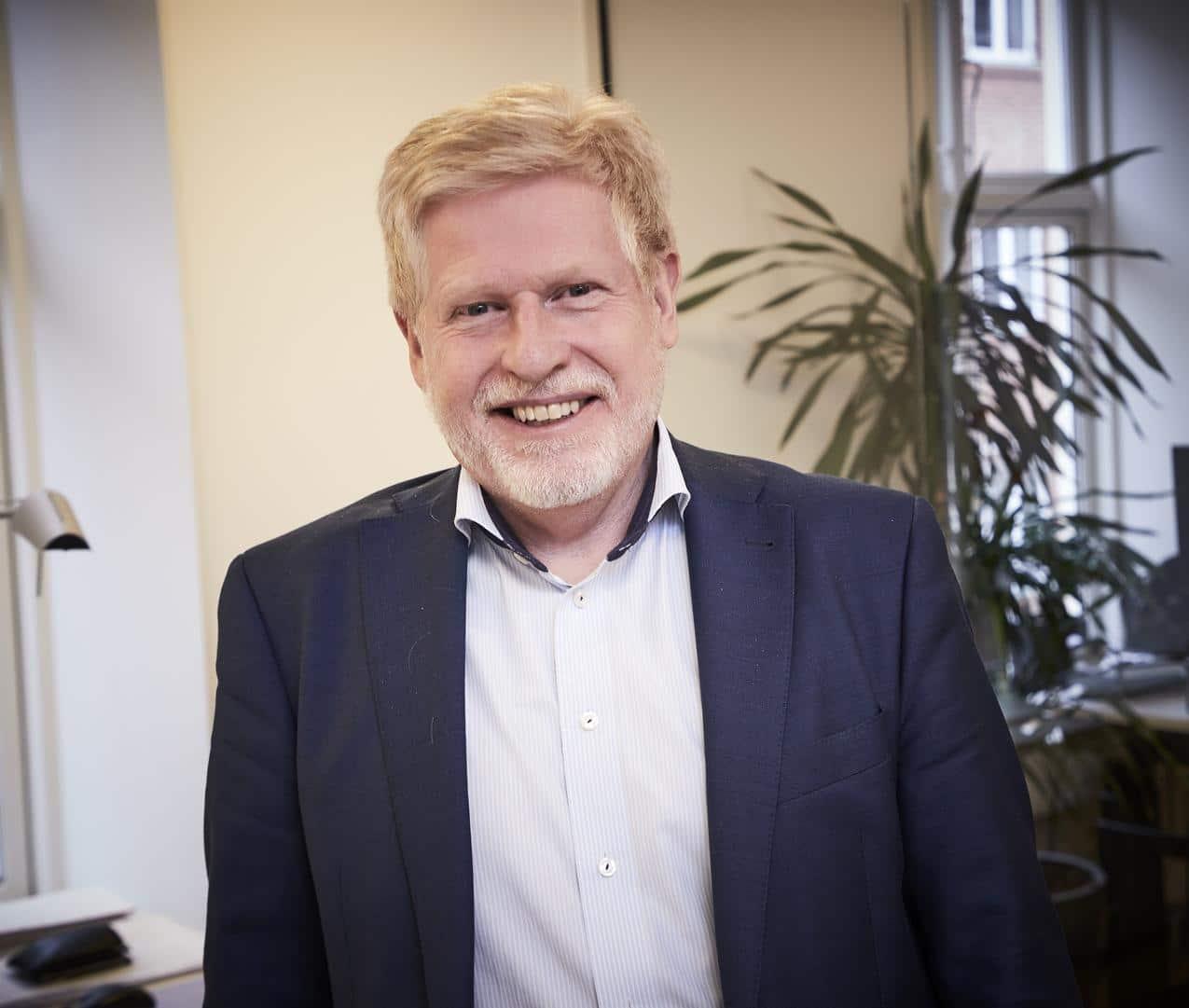 Karsten Suhr Danmarks Private Skolers formand